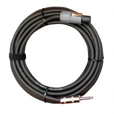 Cable para parlante, Speakon/plug, 15 mts