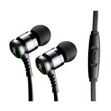 Audifonos in ear CR-Buds, color negro