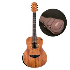 Guitarra Acústica G-MINI 55 KOA Traveler, c/funda