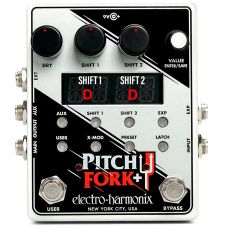 Pedal para guitarra PITCH FORK PLUS, pitch shifter