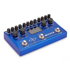 Pedal multiefectos para guitarra OCEAN MACHINE