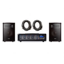 Pack de audio PA SYSTEM