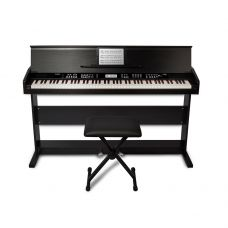 Piano Digital VIRTUE, 88 teclas, incluye banqueta